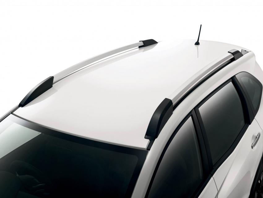 Gambar Honda BRV 1.5L Harga RM85800