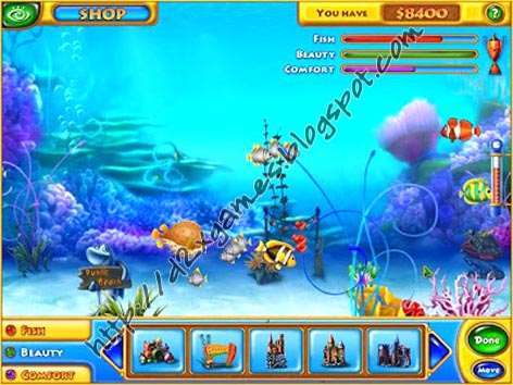 folder d2x games install game with fishdom exe play the game enjoy it