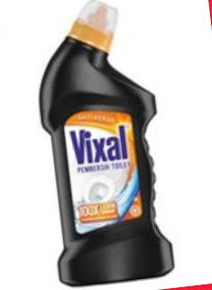 Unilever   Vixal Pembersih Toilet Anti Kerak  Mulai dari Rp 25.500,00, isi 450 ml