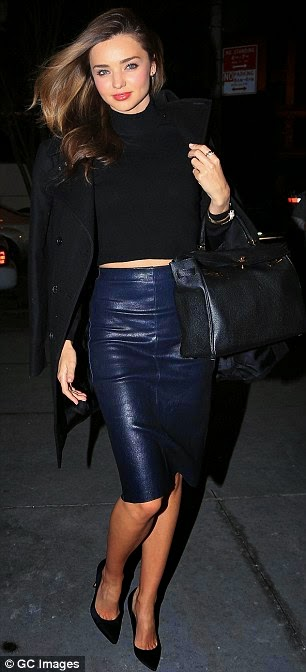 Miranda Kerr Night Style