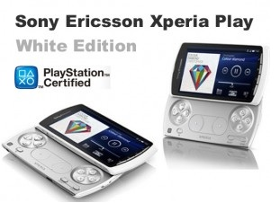 Win a free Xperia Play in White Contest