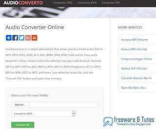 AudioConverto