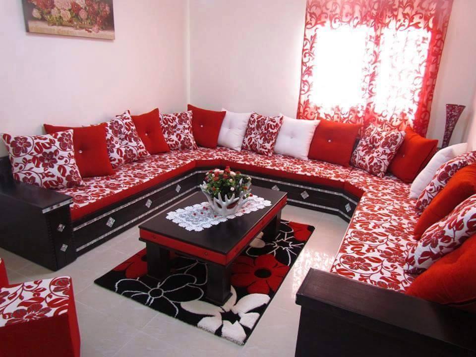 salon orientale moderne marocain 2019 - decorationmarocains