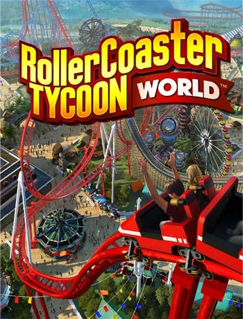 RollerCoaster Tycoon World PC Full Español