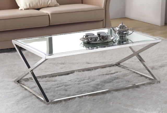Top Choice Glass Coffee Table