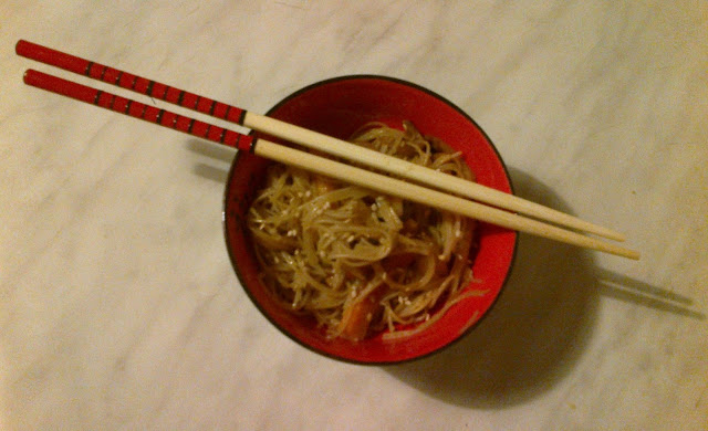 Noodles all'orientale