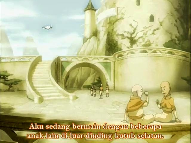Download Avatar Aang Book 1 Episode 12 Sub Indo