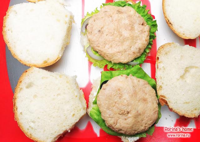 Сэндвич с тунцом и сыром: пошаговый рецепт
