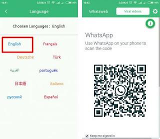 Kode Batang Whatsclone, Barcode Whatsclone
