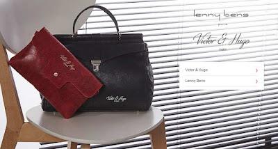 bolsos de la marca Victor&Hugo y Lenney Bens