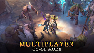 Dungeon Hunter 5 Terbaru v2.5.0l mod Apk (Unlimited Money)
