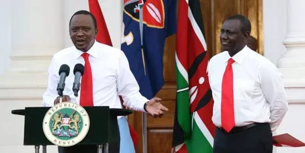 President Uhuru Kenyatta Sued Over Cabinet Nominees, Waste Of Funds