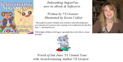 Review - Babysitting SugarPaw by VS Grenier