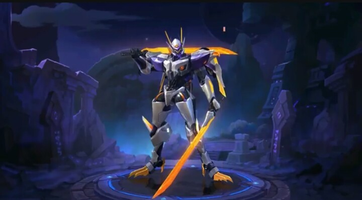 Mobile Legends Release Saber New Skin Codename Storm First Look And Features