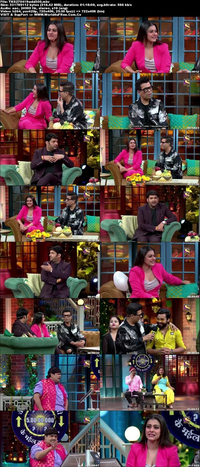 All hindi tv show 300mb free download   Dadagiri 2 2019 HDRip 300Mb