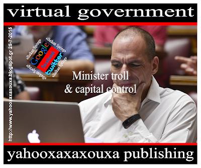 Minister troll