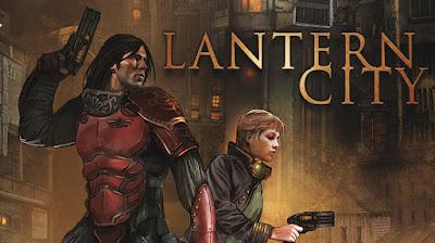 Lantern City banner