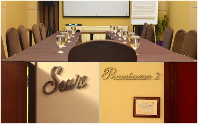 Meeting Room Tjokro Hotel Klaten