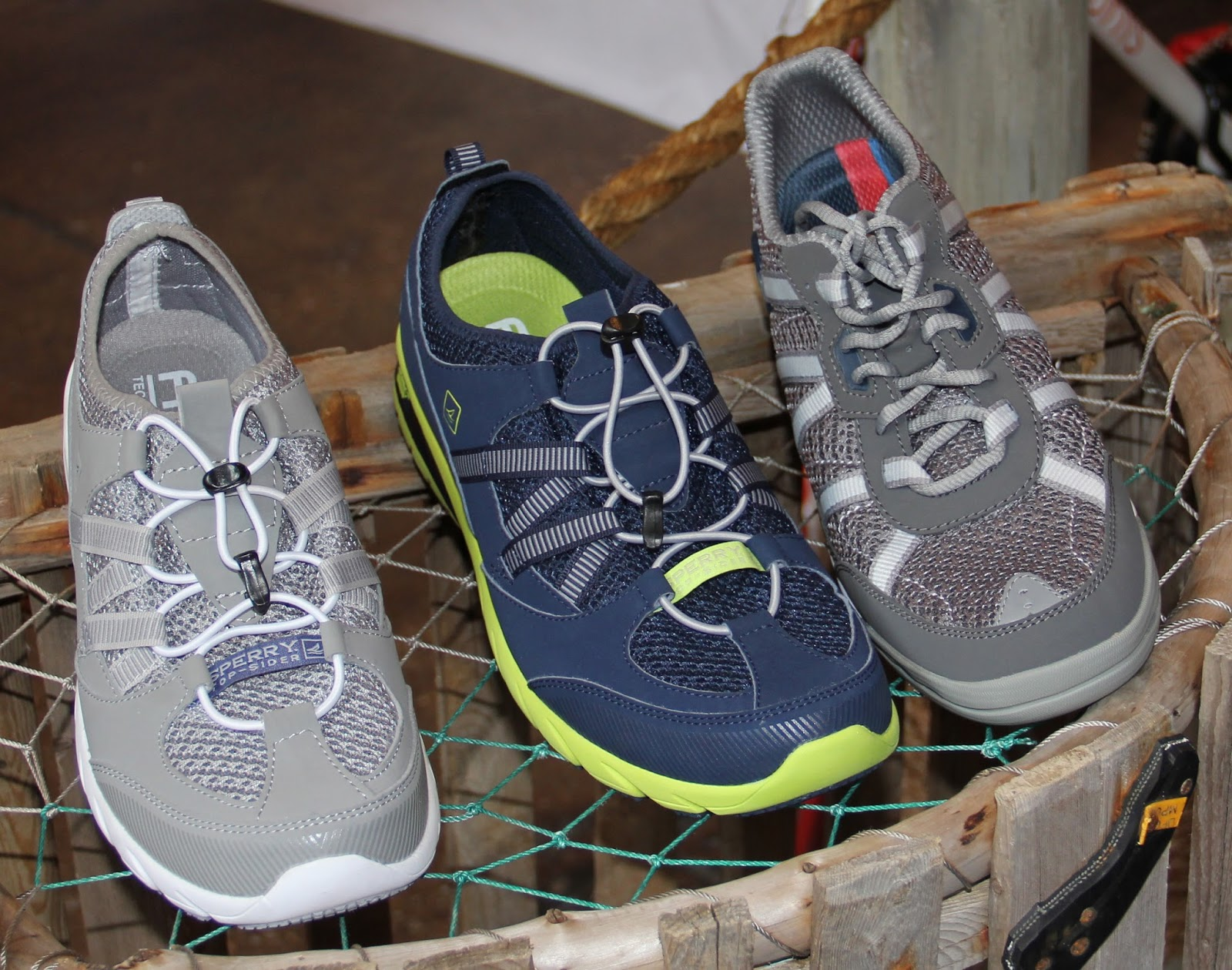 finest selection 56f3e cc9fb SPERRY GOLD CUP, ATHLETIC WATER SHOES SS Fall 2013 + BLUESMITHS CRAFTED  WATERWEAR 2013