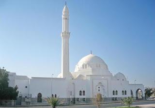 Masjid Jumah Madinah