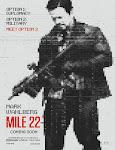 Pelicula Milla 22: El escape
