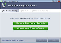 Download Free mp3 ringtone Maker