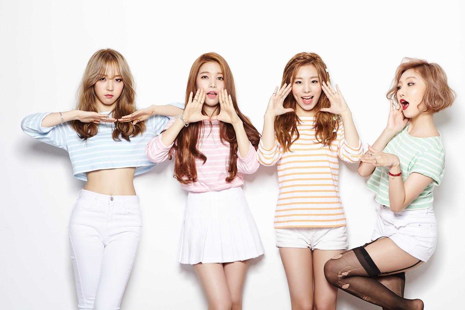K-Pop Dekleta Skupine Univerzitetnih festivalskih urnikov v maju-5191