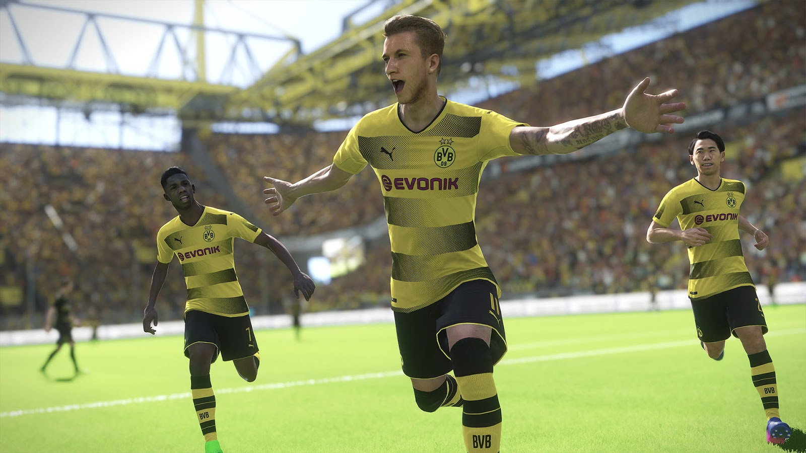 Pro Evolution Soccer 2018 XBOX 360 (Region PAL) (COMPLEX) 2