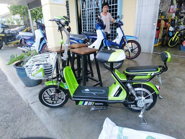 Motor Basikal Akhirnya Jadi Milik Sendiri