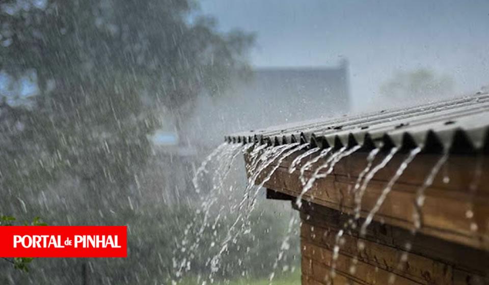 Defesa Civil alerta para fortes chuvas nesta semana