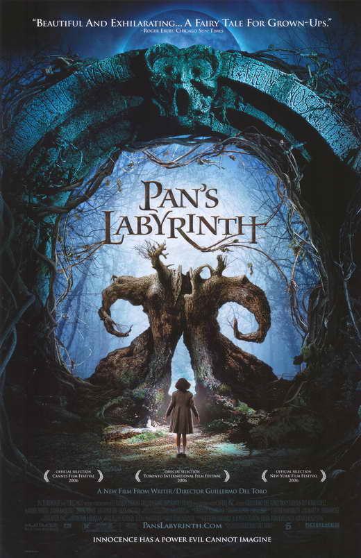 critical review of pans labyrinth A form to story you've reached the hub for any and all dramatica analysis of pan's labyrinthin addition to the storyform, you'll also find any additional analysis or media related to the story in question.