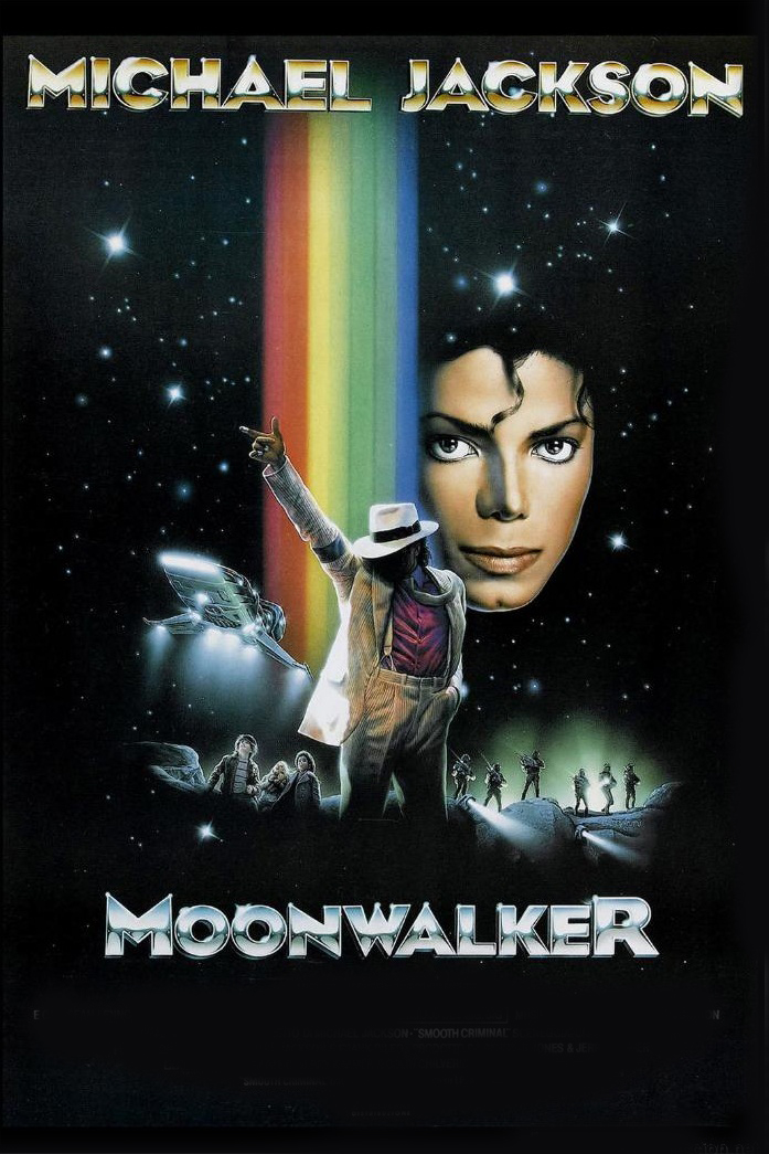 Moonwalker [1988] [DVDR] [NTSC] [Subtitulado]