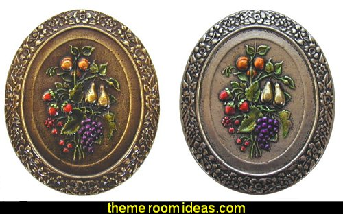 Tuscan Oval Knobs