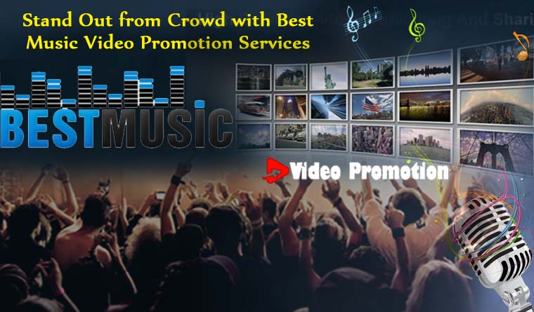 Video Promotion Club: Stand Out from Crowd with Best Music Video