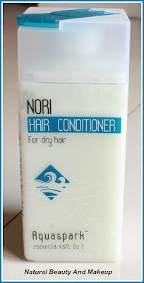 The Nature's Co Nori Hair conditioner