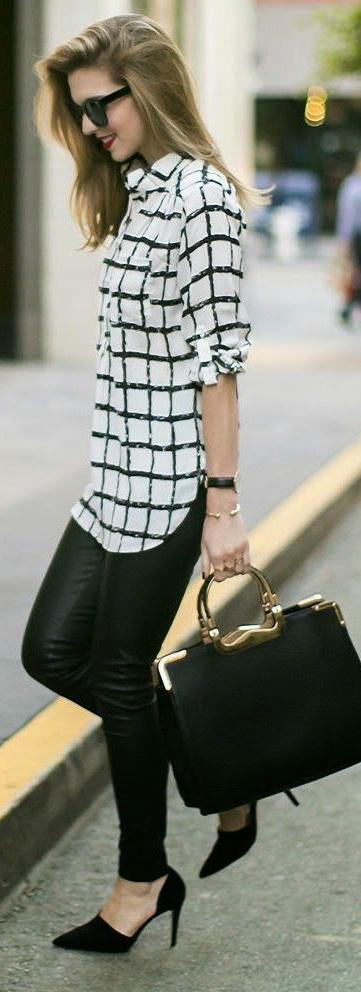 chemise et legging