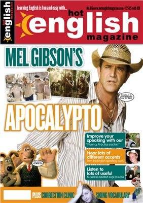 Hot English Magazine - Number 66