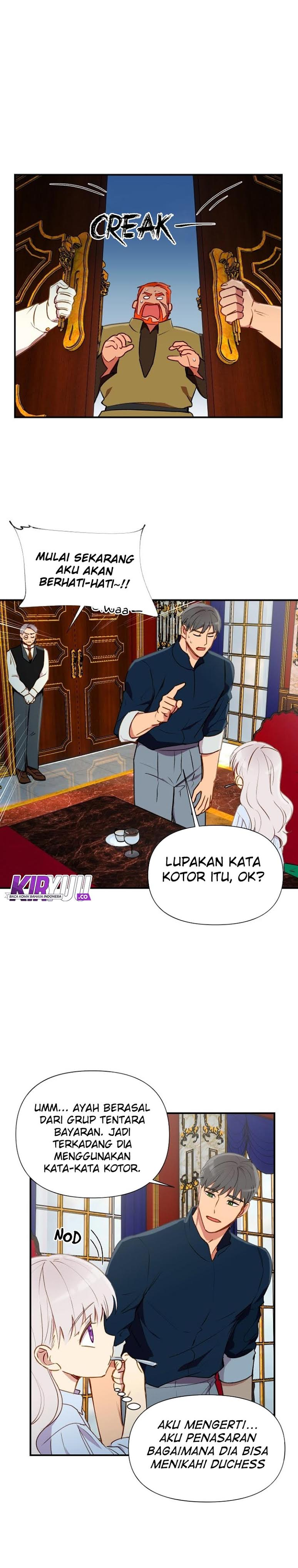 The Monster Duchess and Contract Princess Chapter 16-32