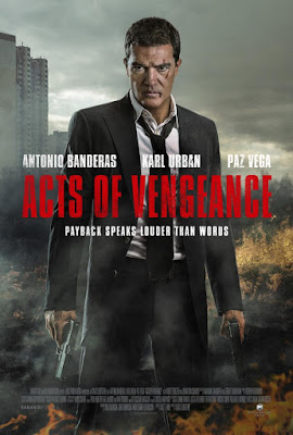 Acts Of Vengeance 2017 DVD R1 NTSC Sub