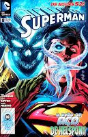 Os Novos 52! Superman #8