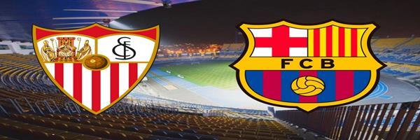 موعد مباراة برشلونة واشبيلية اليوم 12-8-2018