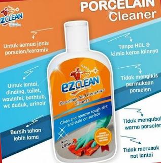 EZCLEAN   Porcelain Cleaner  Mulai dari Rp 55.000