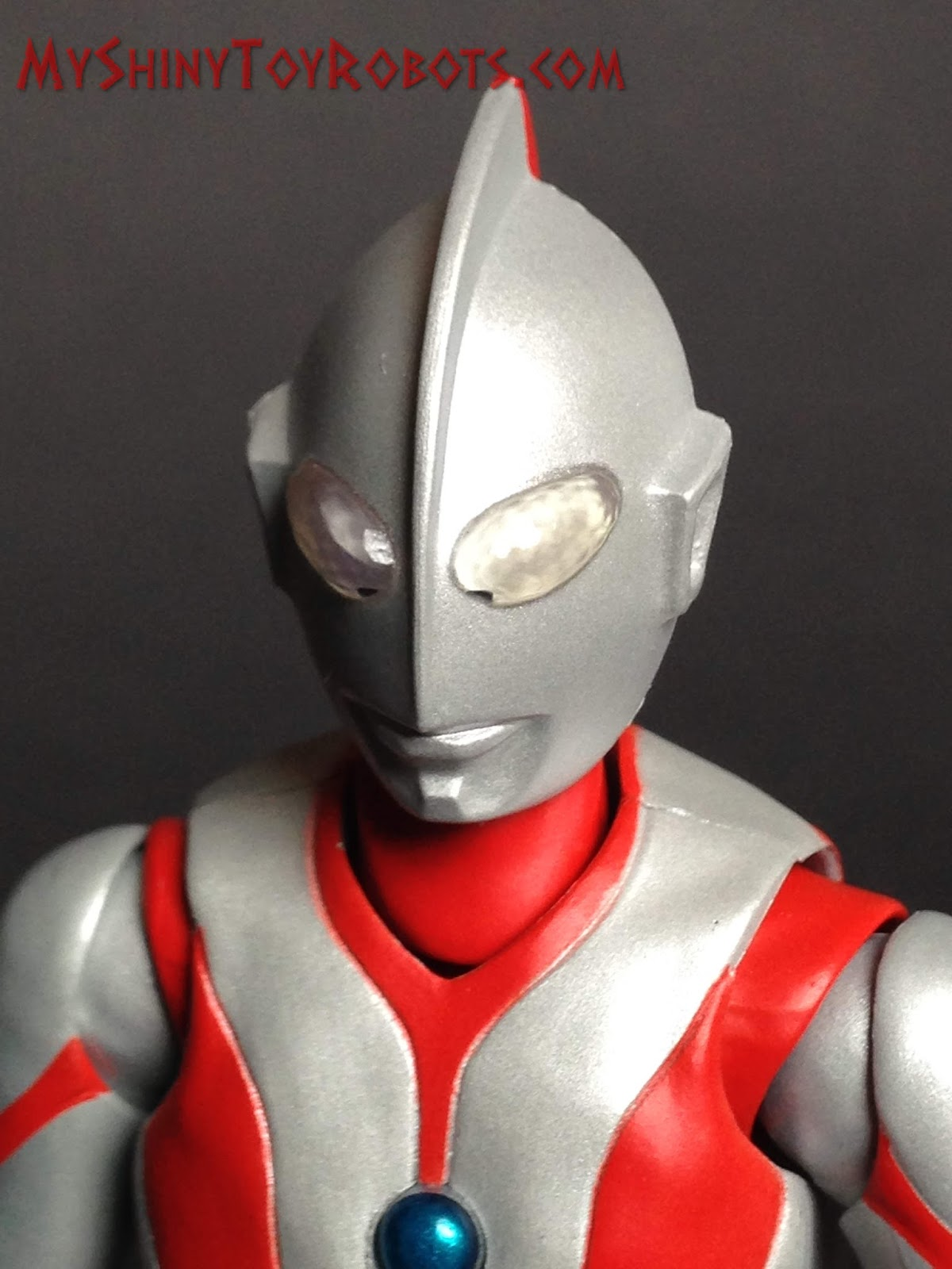 My Shiny Toy Robots: Toybox REVIEW: S.H. Figuarts Ultraman Ace