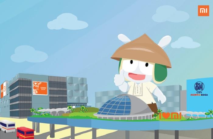 Xiaomi to Open Mi Authorized Store in SM North EDSA
