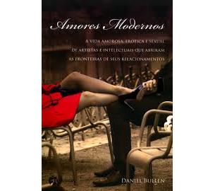 livro Amores Modernos