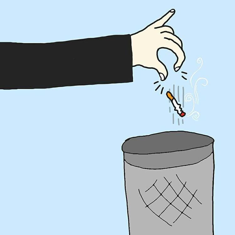 Baca komik Dua Batang Rokok oleh DHOCNET Comicstrip  #comicatrip #dhocnetcs #webcomic #dhocnetcomicstrip