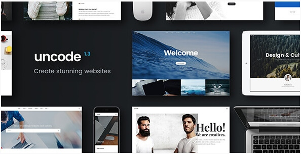 Creative Multiuse WordPress Theme
