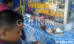 Nasi Kuning Simpang Empat APT Pranoto Sangatta