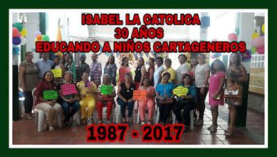 Inem cartagena Colombia Equipo académico administrativo de la sede de primaria Isabel la Católica