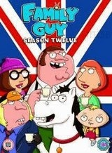 Family Guy Temporada 12 online
